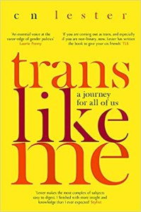 Trans Like Me book cover